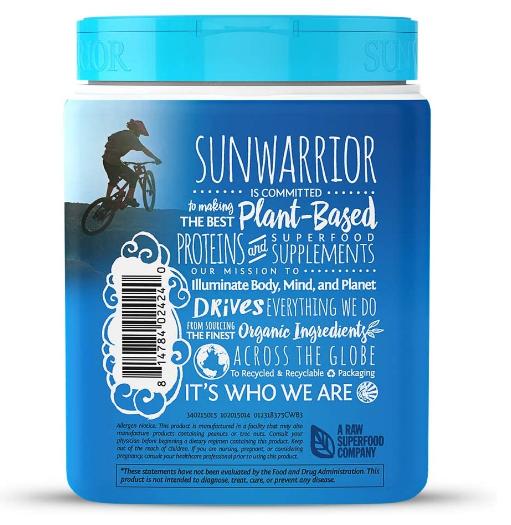 Sunwarrior Warrior Blend Chocolate 375g