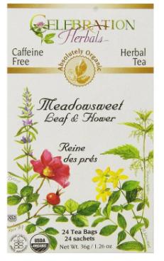 Celebration Herbals Meadosweet Tea