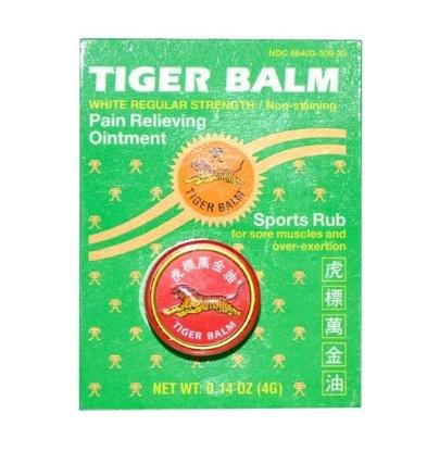 Tiger Balm Regular Strength .14 Oz