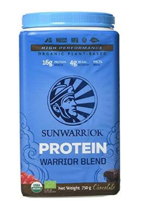 Sunwarrior Warrior Blend Chocolate 1kg