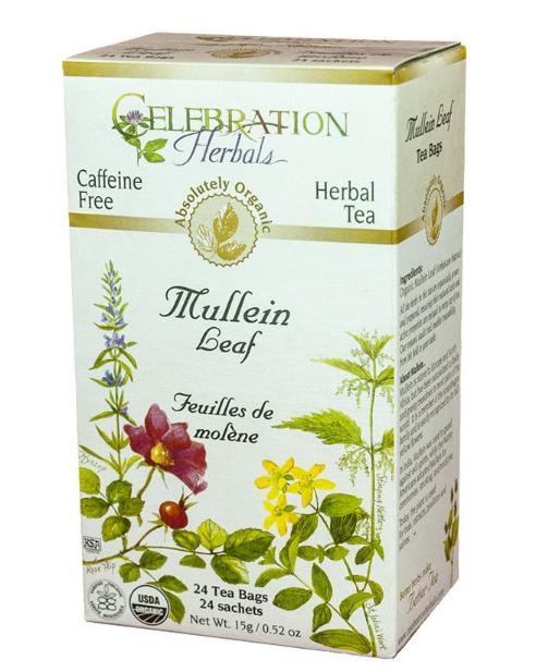 Celebration Herbals Mullein Leaf