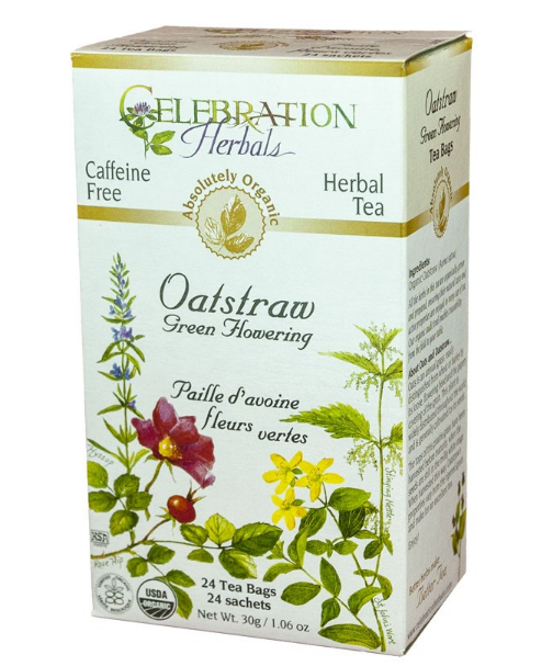 Celebration Herbals Oatstraw
