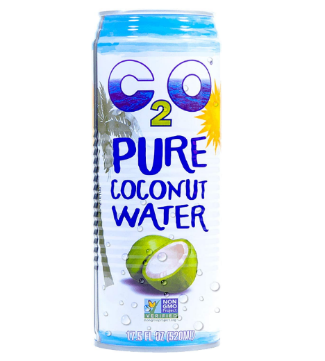 C2O Pure Coconut Water 17.5oz