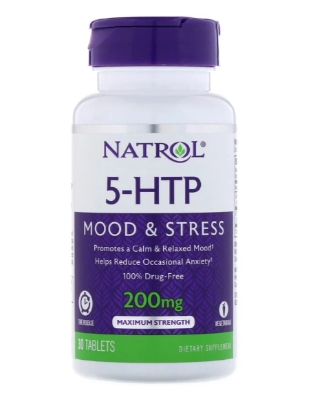 Natrol 5-HTP time release 200 mg