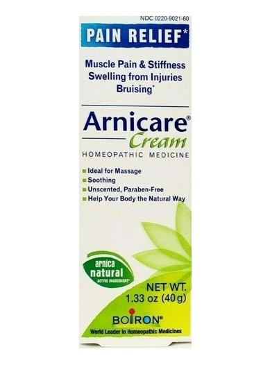 Boiron Arnicare Pain Relief Cream 1.33oz