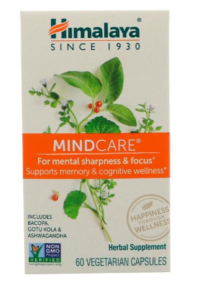 Himalaya Mindcare 60 capsules