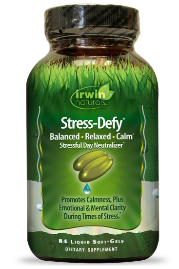 Irwin Stress-Defy 42 Servings