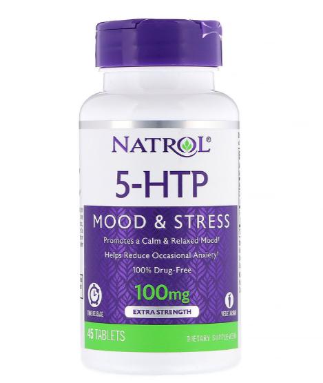 Natrol 5HTP 100 mg