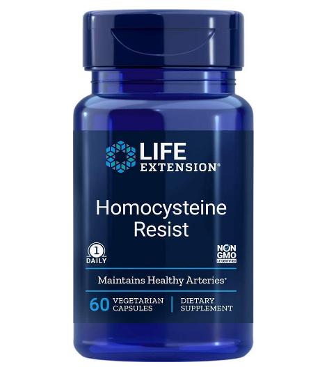 Life Extension Homocysteine Resist 60Cap