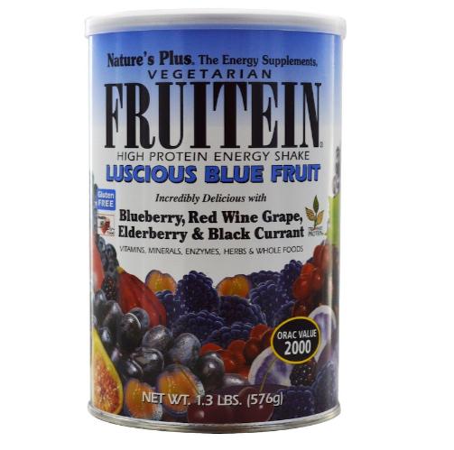 Nature's plus frutein luscious blue fruit