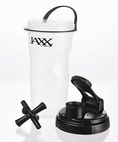 JAXX Black Shaker 28oz