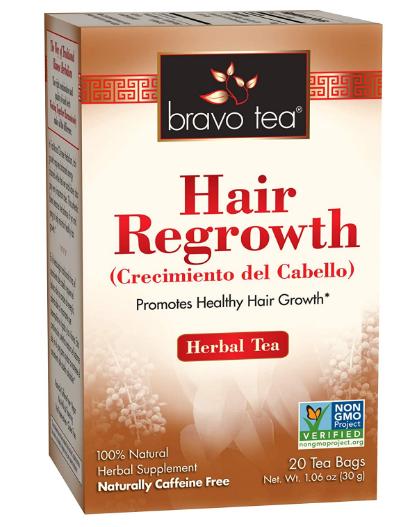 Bravo Hair Regrowth Tea