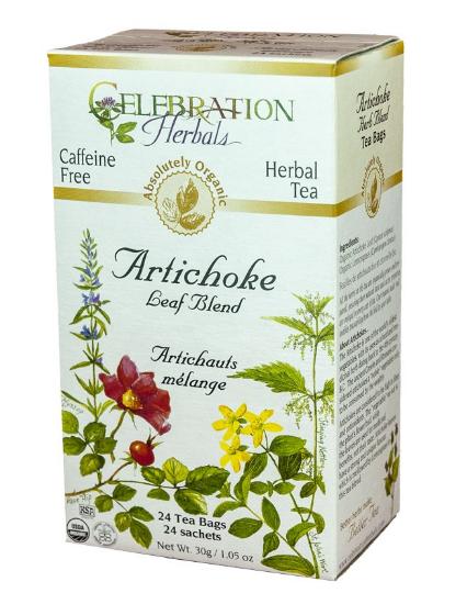Celebration Herbals Artichoke Tea