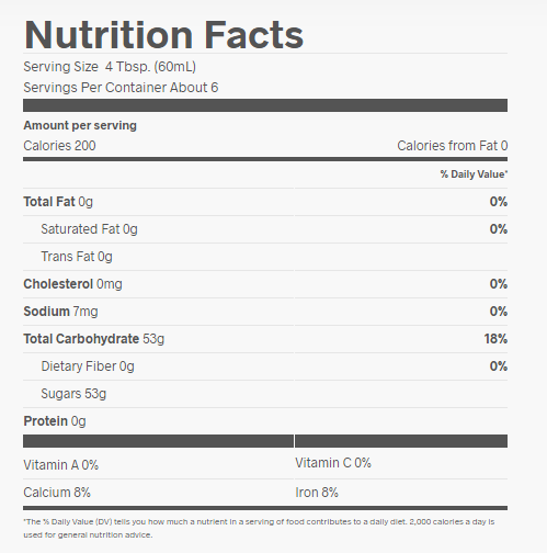 CADIA Organic Maple Syrup Grade A 12oz
