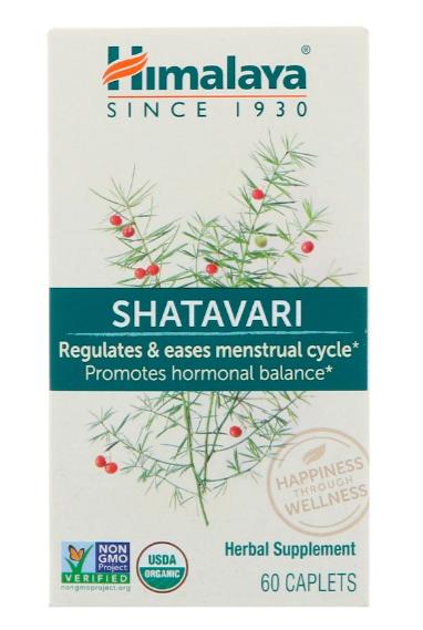 Himalaya Shatavari 60 caplets