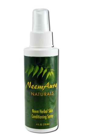 Neem Aura Conditioning Skin Spray 4 oz
