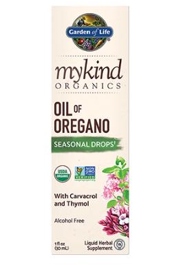 Garden of Life mykind Oil of Oregano 1oz