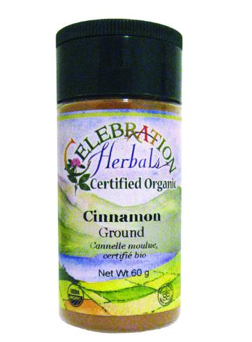 Celebration Herbals Organic Cinnamon Ground