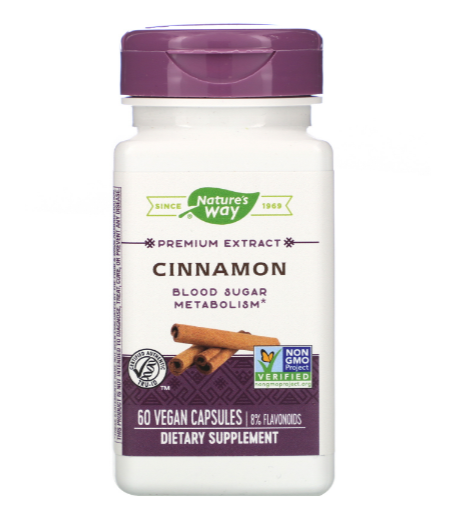 Nature's Way Cinnamon Standarized