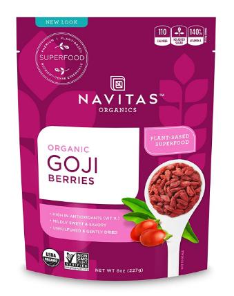 Navitas organic Goji Berries 8oz