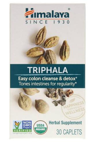 Himalaya Triphala 30 caplets