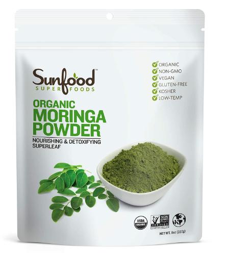 Sunfood Moringa Powder 8oz.