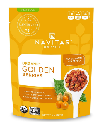 Navitas Organic Goldenberries 8oz