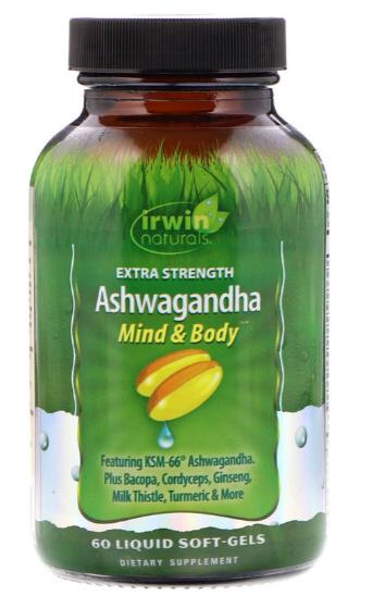 Irwin Ashwagandha Extra Strength