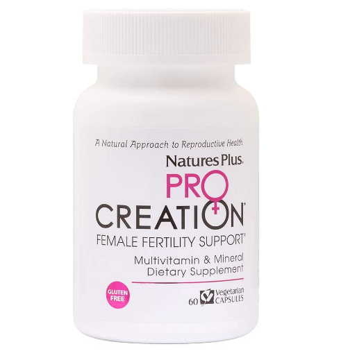 Nature's Plus Pro Creation Female Fertility