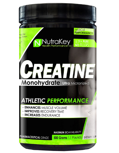 Nutrakey Creatine Monohydrate 500g