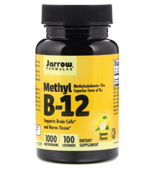 Jarrow Methyl B12