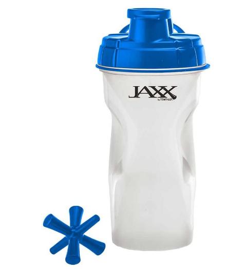 JAXX blue shaker 28oz