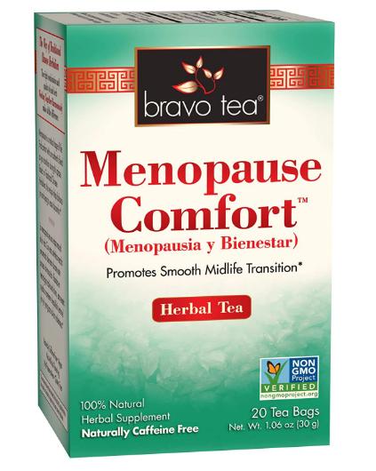 Bravo Tea Menopause