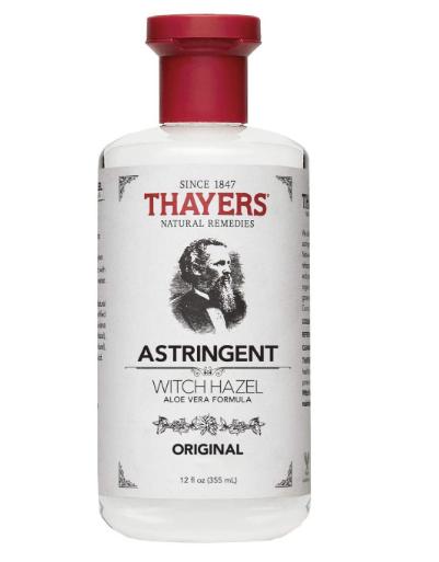 Thayers Witch Hazel con Aloe Vera, 12 oz