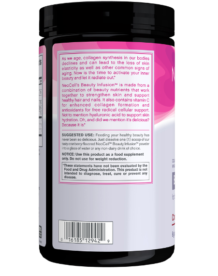 Neocell Beauty Infusion Cranberry Cocktail 11.64oz
