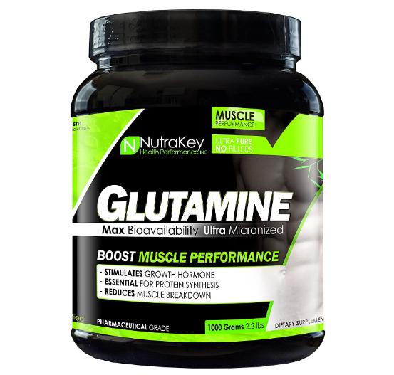 Nutrakey Glutamine 1000g