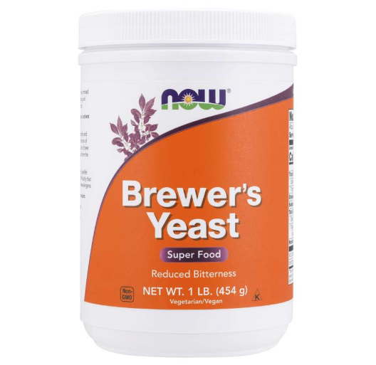 Now Brewer's Yeast