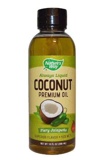 Nature's Way Cocunut Premiun Oil