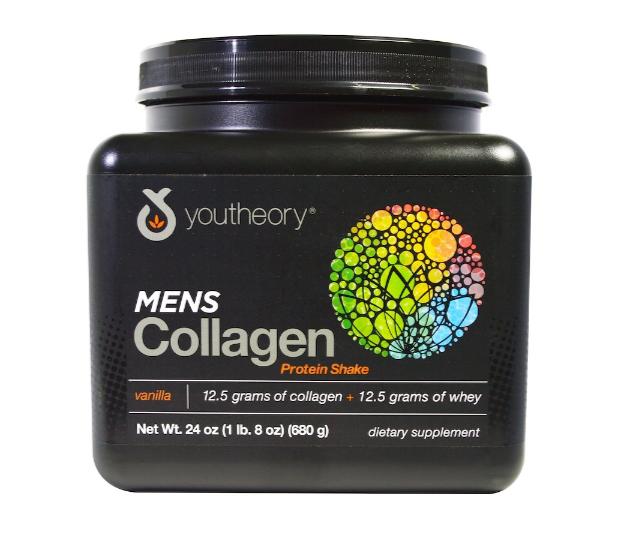 YouTheory Men's Collagen Protein 24 oz