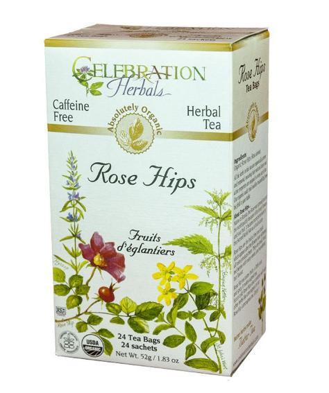 Celebration Herbals Organic Rose Hips Tea