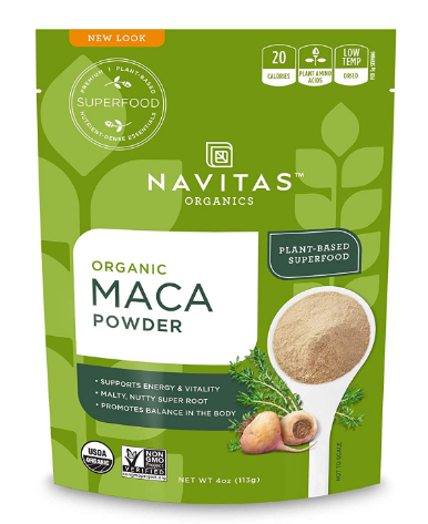 Navitas Organic Maca Powder 4oz