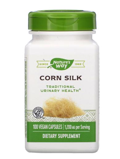 Nature's Way Corn Silk 100 Cap