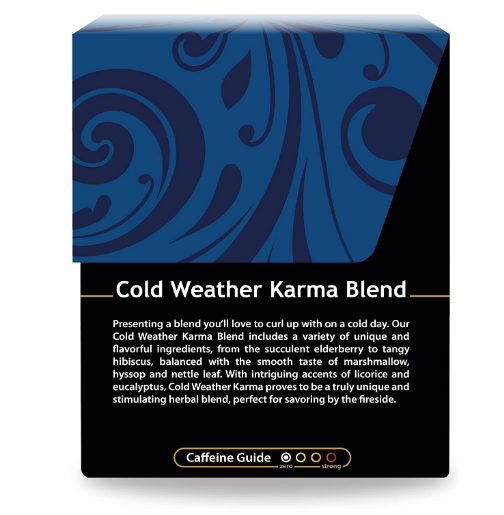 Buddha Teas, Cold Weather Karma Tea