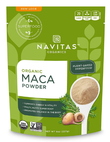 Navitas Organic Maca Powder 8oz