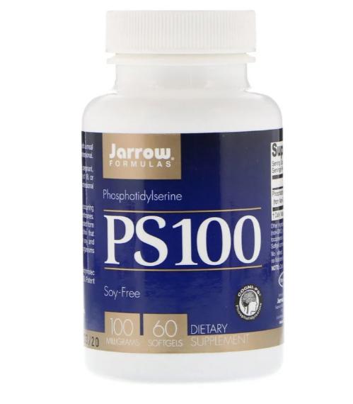 Jarrow PS 100mg 60 softgels