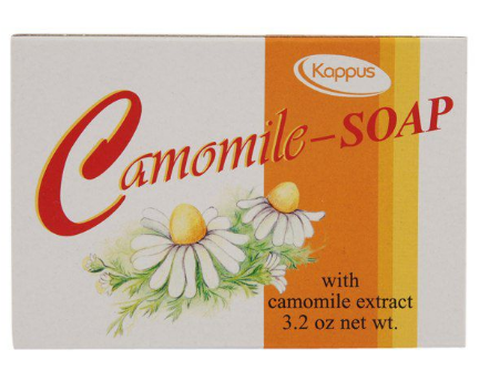 Kappus Chamomile Soap