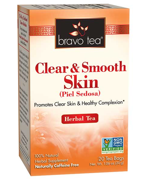 Bravo Tea Clear & Smooth Skin
