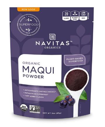 Navitas Organic Maqui Powder 3oz