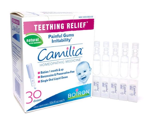 Boiron Camilia Teething Relief 30 Doses