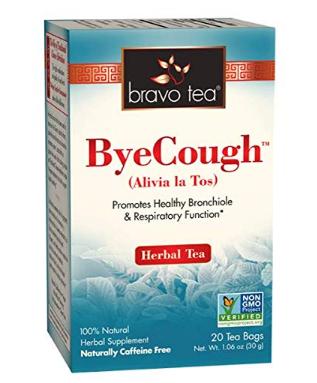 Bravo Tea ByeCough Herbal Tea